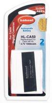 Hahnel HL-CA50 Casio Camera Accu