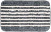 Sealskin Strisce Badmat - 50 x 80 cm - Grijs