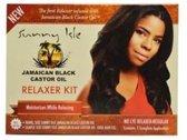Sunny Isle Jamaican Black Castor Oil Relaxer Ki Vrouwen haarolie
