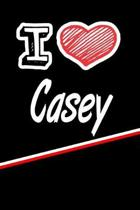 I Love Casey