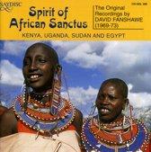 World Music - Spirit Of African Sanctus