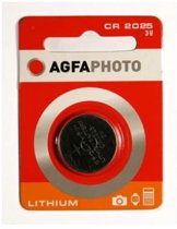 AgfaPhoto CR2025 Single-use battery Lithium