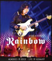 Ritchie Blackmore'S Rainbow - Memories In Rock: Live In Germany (BLURAY)