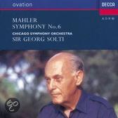 Mahler: symphony no 6 / Solti, Chicago Symphpony Orchestra