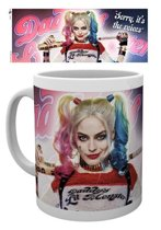 SUICIDE SQUAD GOOD NIGHT Mugs