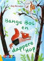 Leesserie Estafette - Bange Bol en dappere Hop