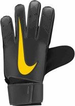Nike Keepershandschoenen Gk Match Zwart/geel Maat 7