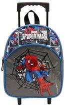 Marvel Rugzak Trolley Spider-man 25 X 32 X11 Cm