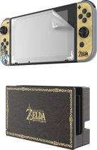 PDP Zelda Breath of the Wild - Removable Console Skin - Official Licensed - Switch