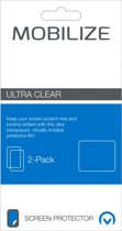 Mobilize Clear 2-pack Screen Protector Nokia 2