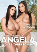 Angela Loves Threesomes #2