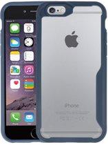Focus Transparant Hard Cases voor iPhone 6 / 6s Navy