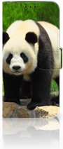 Xiaomi Pocophone F1 Boekhoesje Design Panda