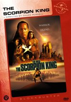 Scorpion King (D) (Uus)
