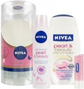 NIVEA  Pearl & Beauty - 3 delig - Geschenkset