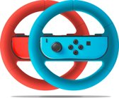 Bigben Racing Stuur Duo Pack - Nintendo Switch - Rood & Blauw