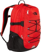 The North Face Borealis Classic Rugzak Unisex - Fiery Red / TNF Black