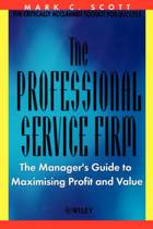 The Professional Service Firm