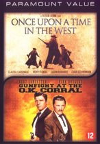 Once Upon A Time In The West & Gunfight At The O.K. Corral