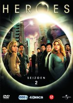 Heroes - Seizoen 2 (4DVD)