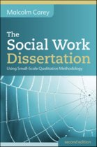 The Social Work Dissertation