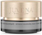 MULTI BUNDEL 2 stuks Juvena Skin Rejuvenate Intensive Nourishing Night Cream 50ml