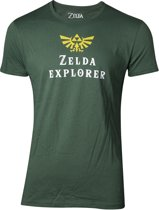 Nintendo - Zelda Tour Merch Style Men's T-shirt - 2XL