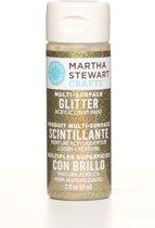 Martha Stewart Verf Glitter Florentine Gold, 59 ml