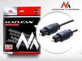 Optische kabel Toslink TT ULTRA SLIM 5 m Maclean MCTV-755