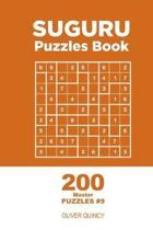 Suguru - 200 Master Puzzles 9x9 (Volume 9)