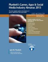 Plunkett's Games, Apps & Social Media Industry Almanac 2013