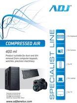 ADJ 400ml Compressed Air Duster - Persluchtreiniger