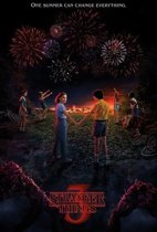 Hole In The Wall Stranger Things One Summer - Maxi Poster