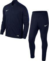 Nike Academy 16 Knit Trainingspak - Junior - Navy - Maat 128