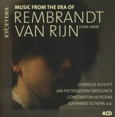 Music From The Era Of Rembrandt Van