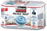 Rubson AERO 360 Navulling Vochtopnemer Vochtvanger Vochtwering - 4 pcs - Neutraal