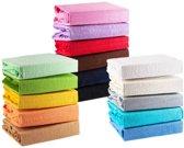 Mega Beauty Shop® Badstof hoes voor krukken Schoonheidsspecialiste beschermhoes - badstof
