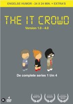 It Crowd - Seizoen 1 t/m 4