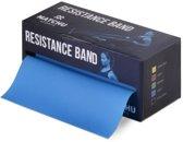 Matchu Sports Oefenband - Weerstandsband - Blauw - 5.5 m
