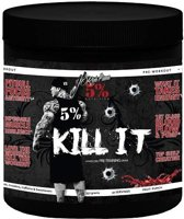 5% Nutrition Rich Piana Kill It Pre-Workout - 357 gram - Fruit Punch