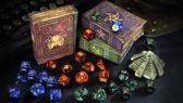 Complete Elder Dice Polyhedral Sets - Doom Edition