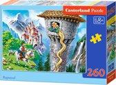 Rapunzel - 260 stukjes