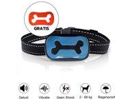 B.K Label - premium anti-blafband - Diervriendelijke anti-blaf training - Vibratie en trillingen - 7 niveaus - Anti Blaf Apparaat - Trainingsband - Blafband - Blaf halsband