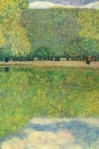 Park of Schonbrunn Journal: Blank Notebook Diary Memoir