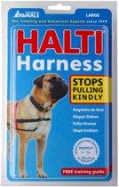 Halti Harnass - Anti trektuigje - Hond - Large - Borstomvang boven de 80 cm – Zwart