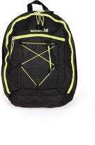 Adventure Bags Outdoor L Rugzak- Zwart / Lime
