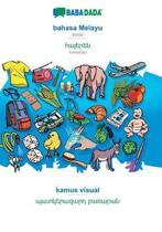 BABADADA, bahasa Melayu - Armenian (in armenian script), kamus visual - visual dictionary (in armenian script)