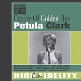 Petula Clark - Encore Of Golden Hits