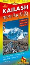 Kailash Trekking Map