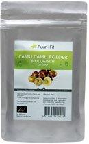 Puur&Fit Camu Camu Poeder Biologisch - 125 gram
